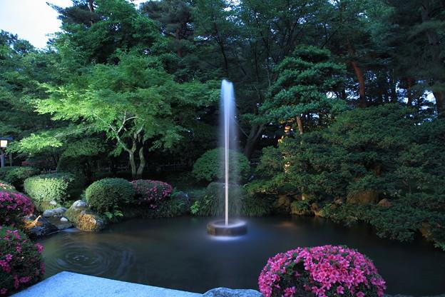 日本最古の噴水(2)