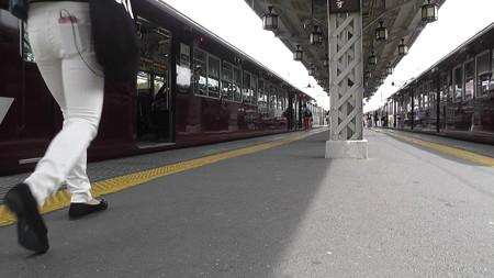 阪急嵐山駅の写真33