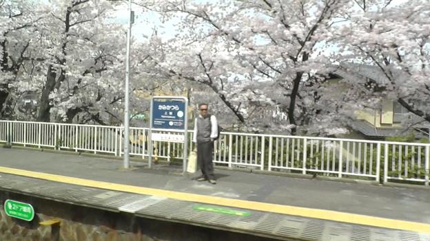 阪急嵐山線の車窓4