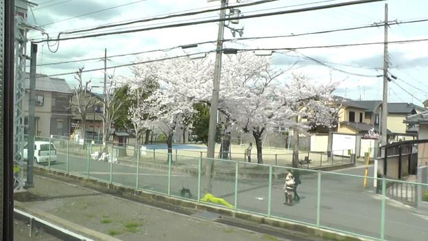 阪急嵐山線の車窓15