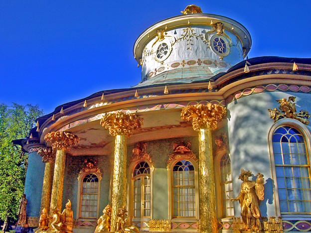 サンスーシ宮殿の画像 p1_26