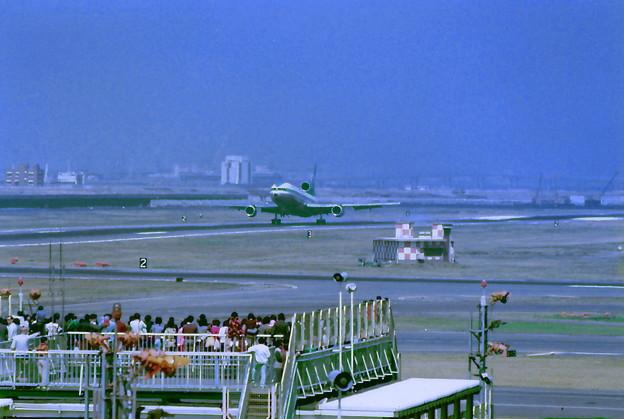懐かしの旧羽田空港