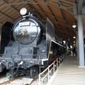 Photos: 86 C62 26 蒸気機関車の中で一番大きな機関車である