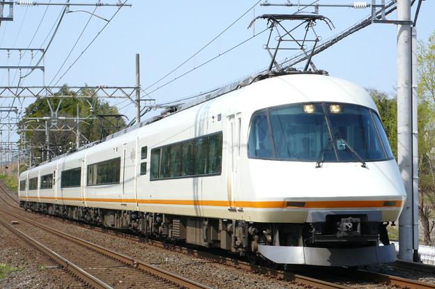 近鉄21000系 アーバンライナーplus(近鉄名古屋線)(2009年3月撮影)