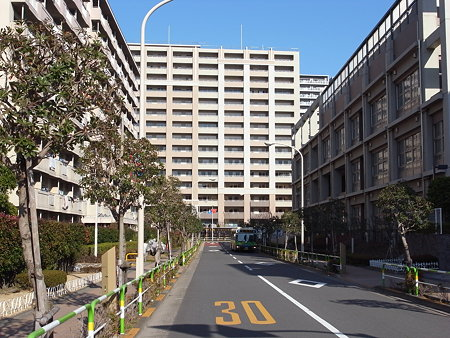 BELISTA都立汐入公園(2009/1)