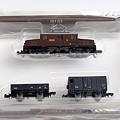 Photos: 凸形電気機関車・貨物列車セットA 02