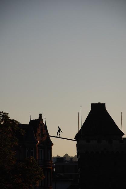 Photos: 「時の橋」~SchelztorTurm in ESSLINGEN