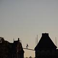 「時の橋」~SchelztorTurm in ESSLINGEN