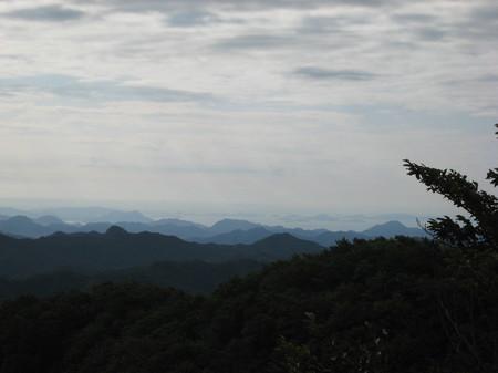 クルソン仏岩からの眺望3