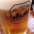 写真: 昼ビール